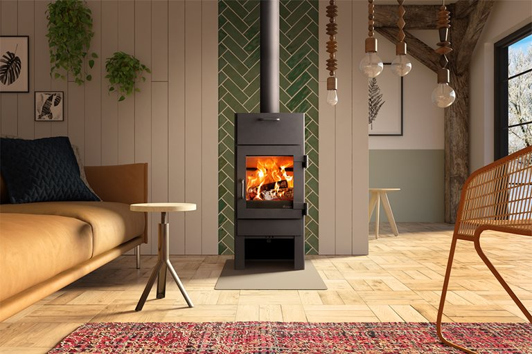 Dru Freestanding Wood Stoves