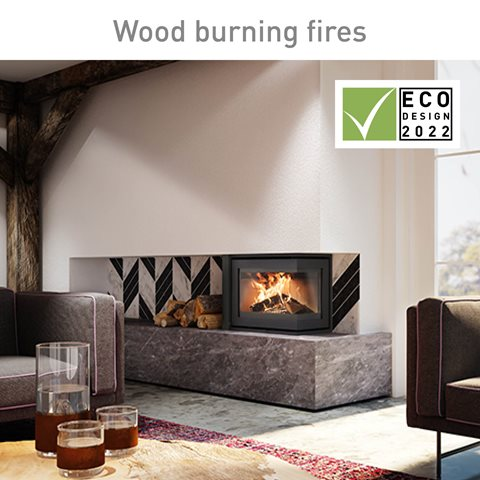 Wood burning fires, view our product range.