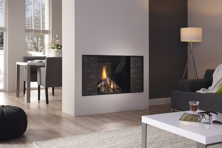 dru built in gas fires. Black Bedroom Furniture Sets. Home Design Ideas