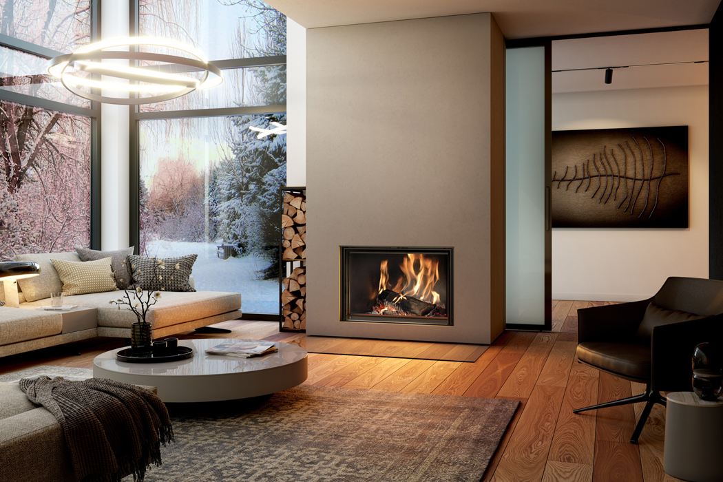 Spartherm - Design Front 98x66 RLA
