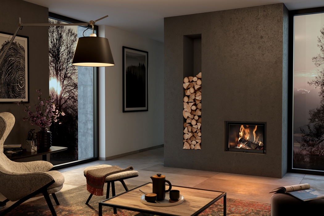 Spartherm - Design Front 67x57 RLA