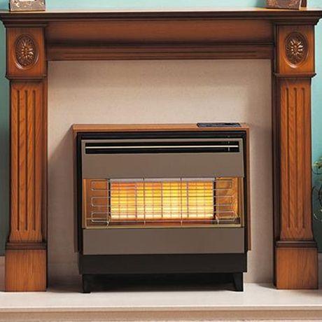 Fake Fireplace Heater