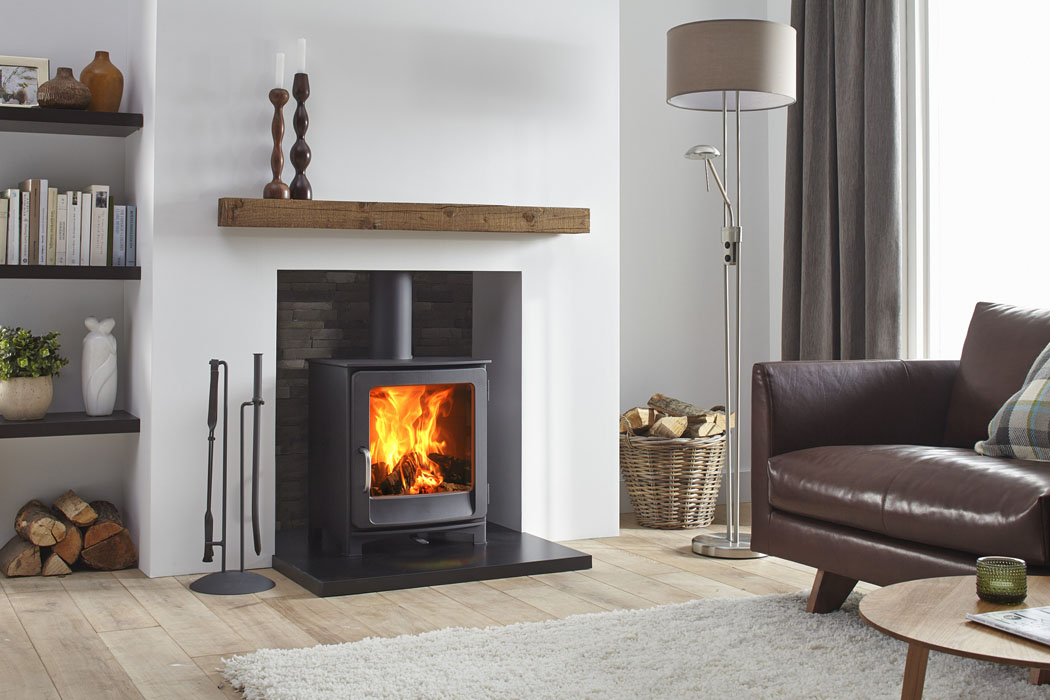 dru keld 5 low ea is a modern stove that can burn wood. Black Bedroom Furniture Sets. Home Design Ideas