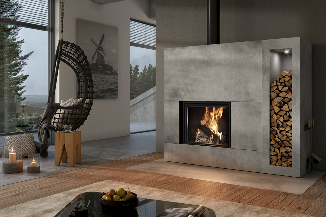 Spartherm - Design Front 60x48 RLA