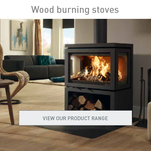 Wood burning stoves, view our product range.